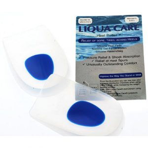 Liqua Care Heel relief Women (str 36-40) - 1 par