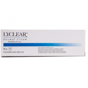 Lyclear Creme - 5 % - 30 Gram