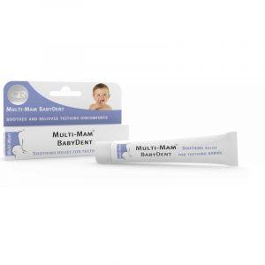 Multi-Mam BabyDent Tandfrembrud Gel - 15 ml
