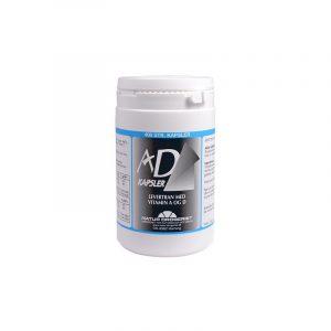 Natur Drogeriet AD Levertran m. A og D-vitamin - 400 Kapsler