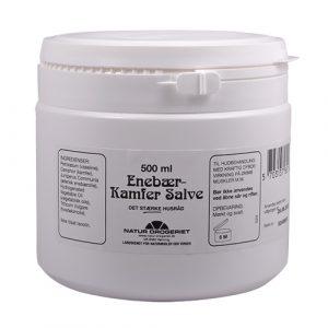 Natur Drogeriet Enebærsalve M. Kamfer Stærk - 500 ml
