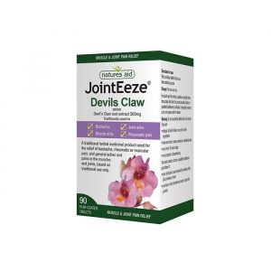 Natures Aid JointEeze (Venustorn) - 300 mg - 90 Tabletter