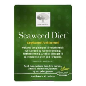 New Nordic Seaweed Diet - 90 tabl