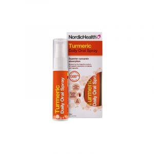 Nordic Health Gurkemeje Spray - 25 ml