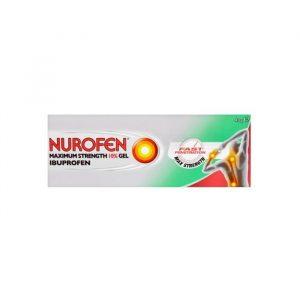 Nurofen Express Gel - 10 % - 40 Gram