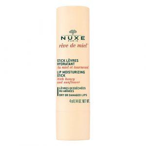 Nuxe Reve De Mile Læbepomade Til Tørre Læber - 4 G