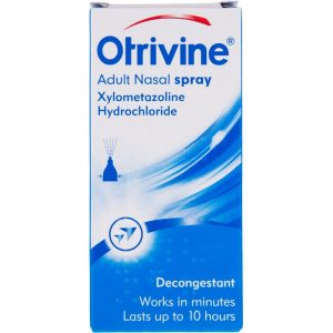 Otrivin Næsespray - 1 mg/ml - 10 ml