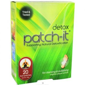 Patch-It Detox Foot Patches - 20 Plastre