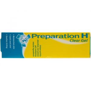 Preparation H Cooling Clear Gel - 50 Gram