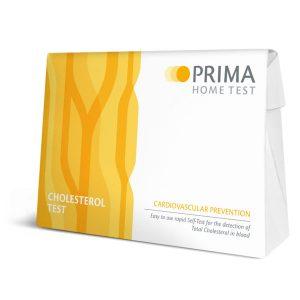 Prima CHE, Kolesteroltest - 2 stk