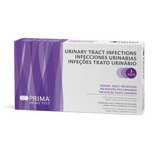 Prima Urinvejsinfektionstest - 3 stk.
