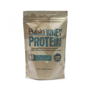 Pulsin Whey Protein Isolate Powder - 250 Gram