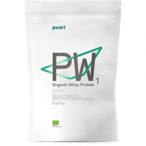 Puori Valleprotein med Chokoladesmag - 900 G
