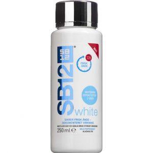 SB12 Mundskyl White 250 ml
