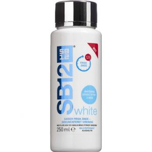 SB12 Mundskyl White 250 ml