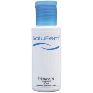 Salufem antiseptisk intimcreme - 50 ml
