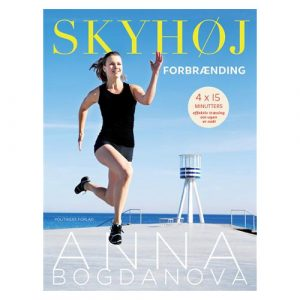 Skyhøj forbrænding BOG Forfatter: Anna Bogdanova - 1 stk