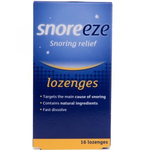 Snoreeze Dual Action - 16 Sugetabletter
