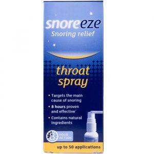 Snoreeze Halsspray - 23.5 ml