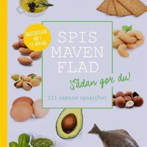 Spis Maven Flad - Charlotte Hartvig - Bog