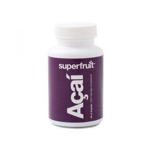 Superfruit Acai Kapsler - 500 mg - 60 Kapsler