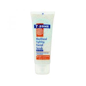 T-Zone Blackhead Fighting Facial Scrub - 75 ml