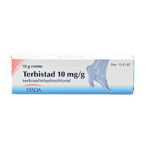 Terbistad Creme 10 mg/g - 15 g
