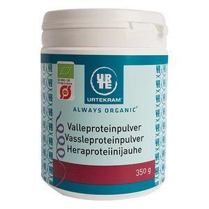 Urtekram valleprotein pulver Ø - 350 g