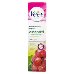 Veet Hårfjerningscreme alle hudtyper - 200 ml