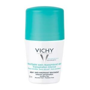 Vichy Antiperspirant 48Hr Deo Roll-on - 50 ml