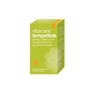 VitaCare Tempeltræ - 120 Kapsler