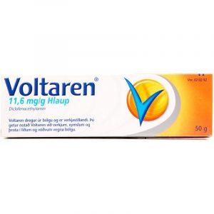 Voltaren Gel - 11.6 mg/g - 50 Gram