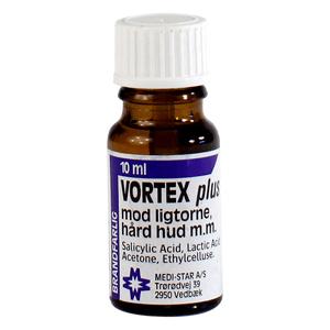 Vortex plus ligtorne/hård hud - 10ml