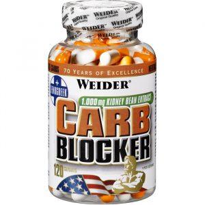 Weider Carb Blocker - 120 Kapsel