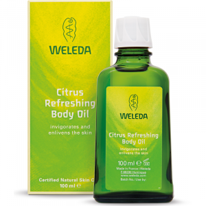 Weleda Citrus Refreshing Body Oil - 100 ml