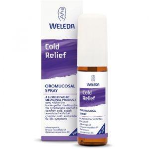 Weleda Cold Relief Oral Spray - 20 ml