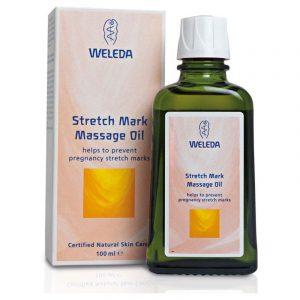Weleda Stretch Mark Massage Oil - 100 ml