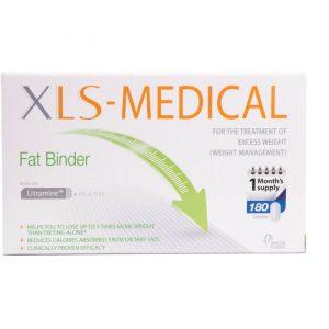 XLS Fedtbinder - 180 Tabletter