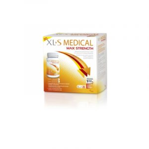 XlS Medical Max Strength - 120 Tabletter
