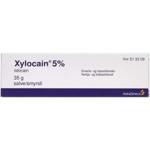 Xylocain 35 g Salve