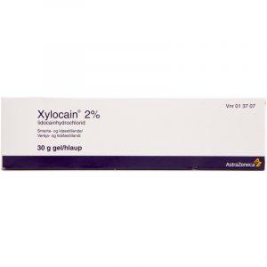 Xylocain Gel - 2 % - 30 Gram