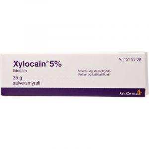 Xylocain Salve - 5 % - 35 Gram