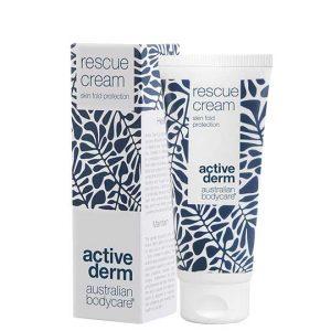 rescue cream - skin fold protection - mod irritation og rødme på udsat hud